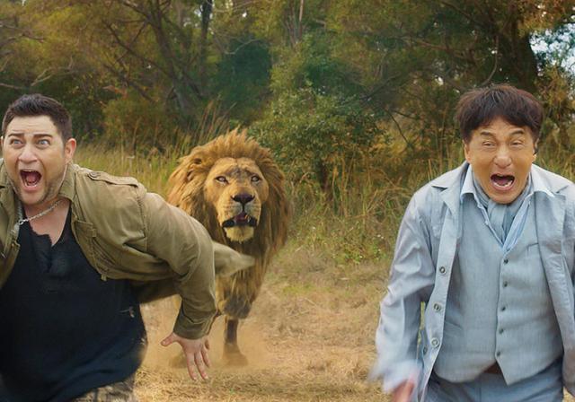 画像: アクション2:ライオンと仲良しの娘を救え!