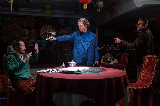 画像: 英米の豪華キャストが繰り広げるクライム・サスペンス『ジェントルメン』5/7公開 - SCREEN ONLINE(スクリーンオンライン)