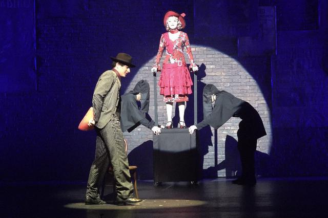 画像12: 城田優×髙木雄也W主演ミュージカル『ブロードウェイと銃弾』5月12日開幕!主演2人のコメント到着!