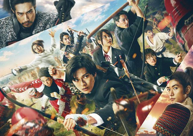画像7: 新田真剣佑主演『ブレイブ -群青戦記-』、7/21にBlu-ray&DVD 発売!レンタルも同時スタート