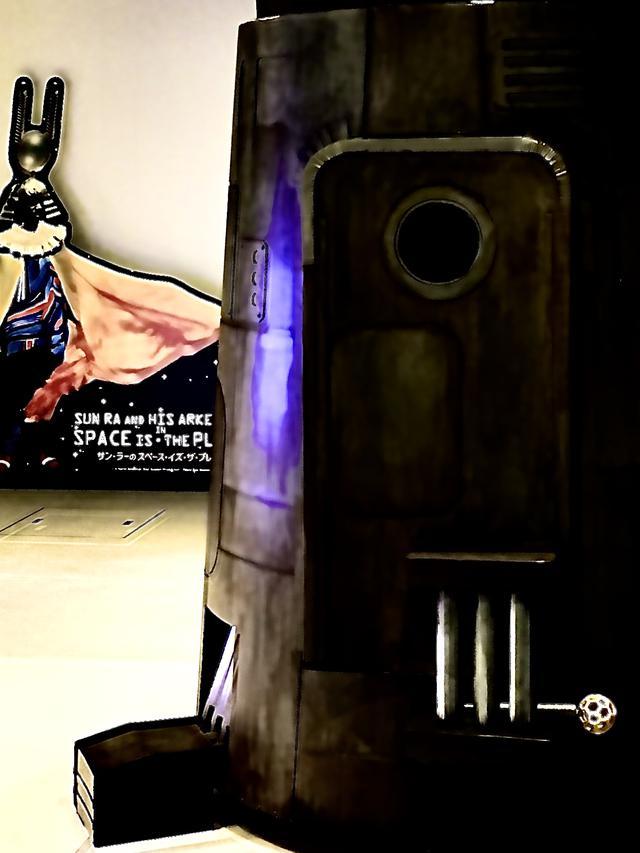 画像: 『クー!キン・ザ・ザ』公開間近! 釣鐘形宇宙船がアップリンク吉祥寺に出現
