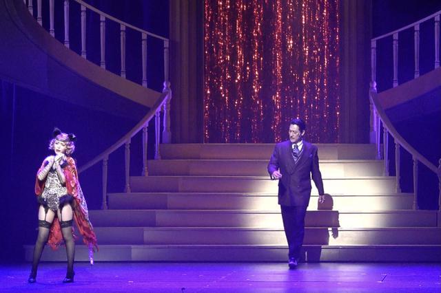 画像1: 城田優×髙木雄也W主演ミュージカル『ブロードウェイと銃弾』5月12日開幕!主演2人のコメント到着!