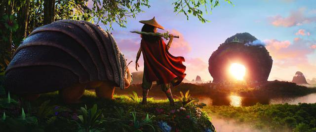 画像: 新たなディズニーヒロイン誕生!『ラーヤと龍の王国』MovieNEXが5月リリース決定 - SCREEN ONLINE(スクリーンオンライン)