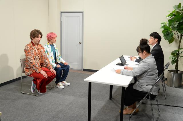 画像9: 『芸能界常識チェック〜トリニクって何の肉!?〜』橋本良亮(A.B.C-Z)、柏木由紀(AKB48)ら中途採用面接チェックに挑戦!