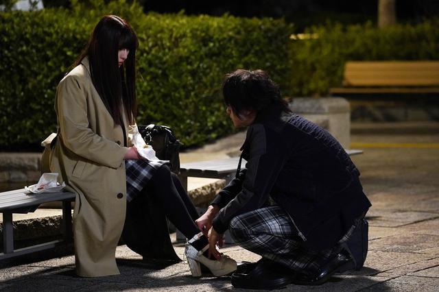 画像2: 浅川梨奈×飯島寛騎「悪魔とラブソング」おんぶシーンほか場面写真到着!