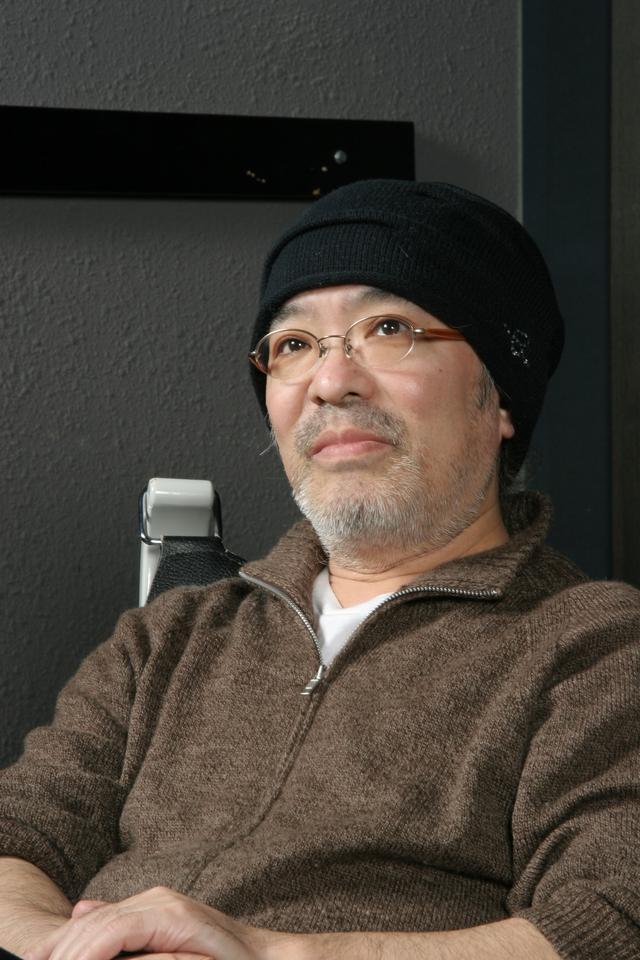 画像: 久保田明氏(映画評論家)