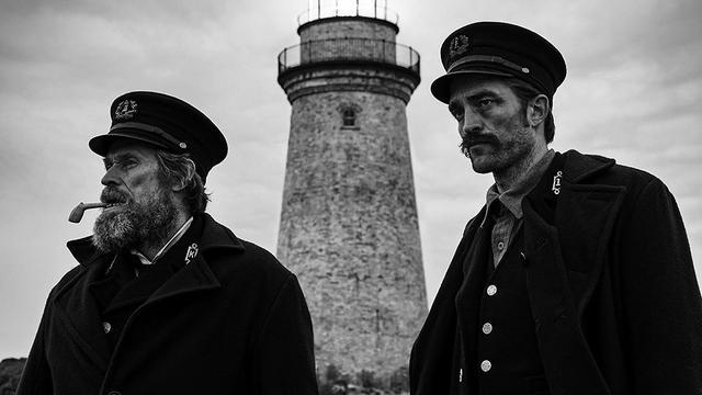 画像: 2人の灯台守が狂気の世界に足を踏み入れていく