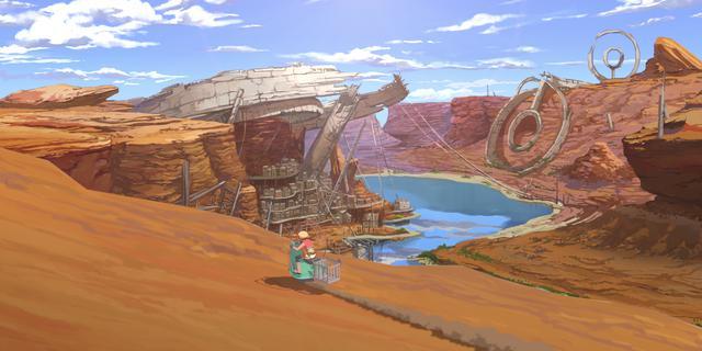 画像4: 『エデン』に込めた想いをプロデューサー・原案を務めるジャスティン・リーチがたっぷり語る