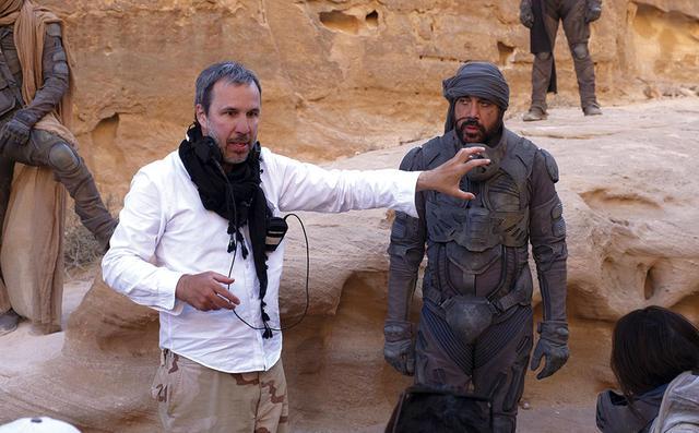 画像: 現代の名匠ドゥニ・ヴィルヌーヴがメガホンを取る