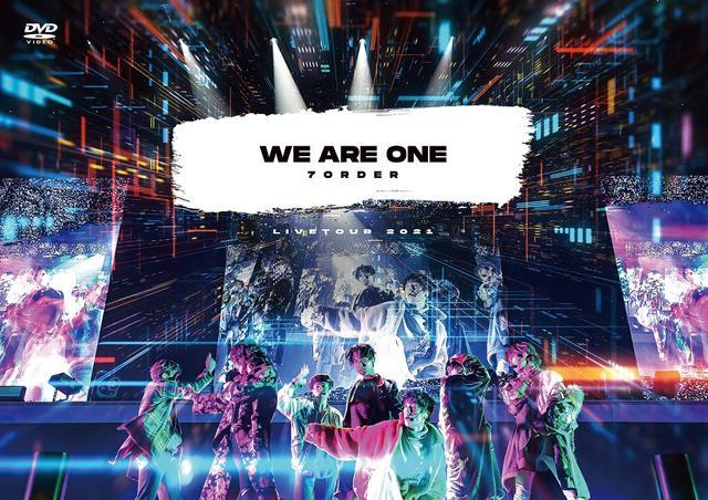 画像: LIVE DVD/Blu-ray『WE ARE ONE』・2021年7月7日(水)On Sale