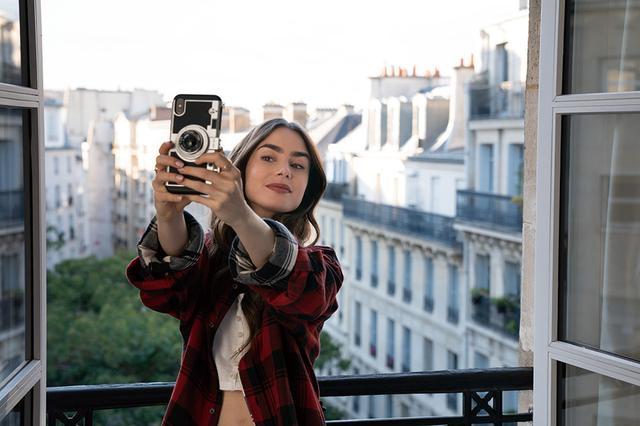 画像: 第3位 エミリー、パリへ行く Netflix