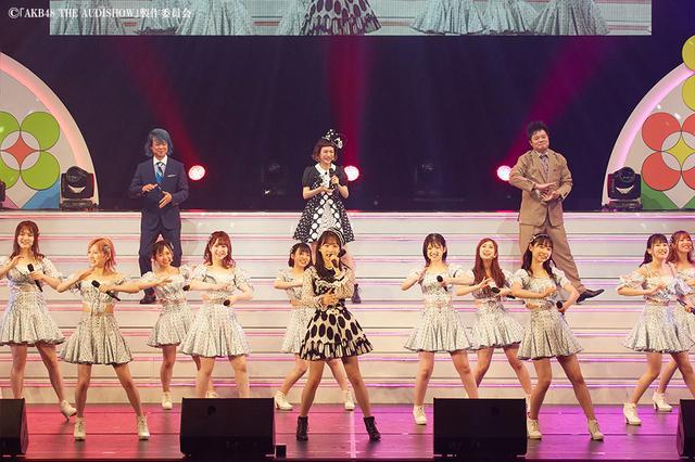 画像2: 「AKB48 THE AUDISHOW」TOKYO DOME CITY HALLにて開幕!