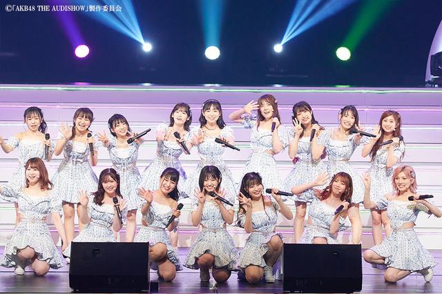 画像11: 「AKB48 THE AUDISHOW」TOKYO DOME CITY HALLにて開幕!