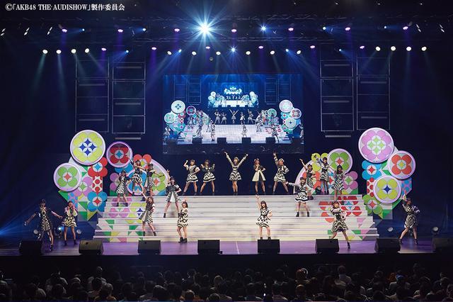 画像1: 「AKB48 THE AUDISHOW」TOKYO DOME CITY HALLにて開幕!