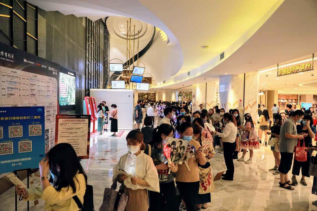 画像3: 第24回上海国際映画祭にて『ARASHI 5×20 FILM』上映!松本潤「ファンのみなさんへ、少しでも恩返しが出来たらと」