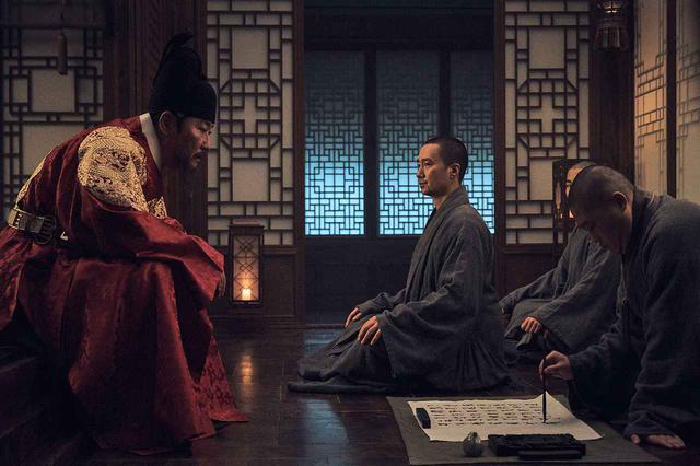画像: 独自の文字創製を目指した世宗王の情熱と葛藤を描いた史劇エンターテインメント