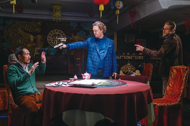 画像: 大麻をめぐる三つ巴の闘争劇をガイ・リッチー監督が期待にたがわぬ手腕で描く