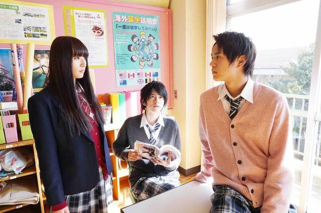 画像1: 《飯島寛騎×奥野壮》Huluオリジナル「悪魔とラブソング」インタビュー
