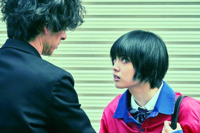 画像2: 平手友梨奈20歳の誕生日に解禁!『さんかく窓の外側は夜』Blu-ray&DVD豪華版収録のメイキング映像公開