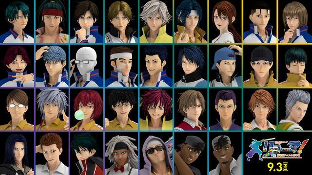 画像: ◆全登場キャラクター画像が一挙公開