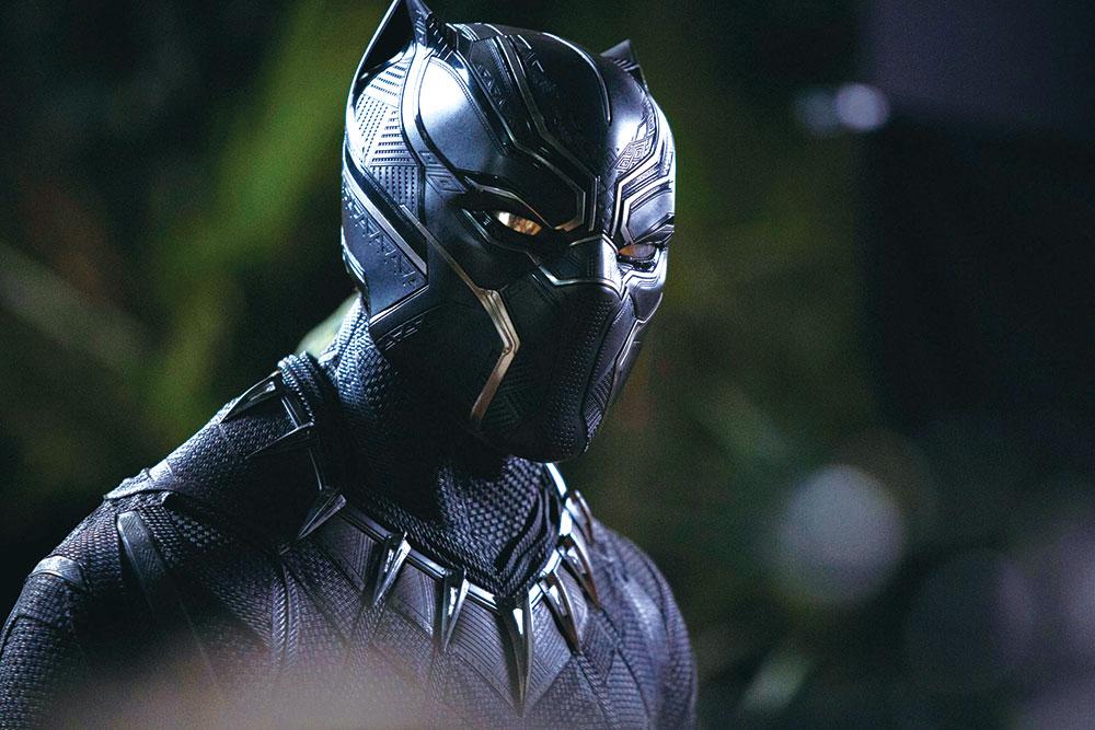 画像: 『ブラックパンサー』(2018)より © 2021 Marvel