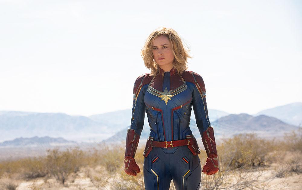 画像: 『キャプテン・マーベル』(2019)より © 2021 Marvel