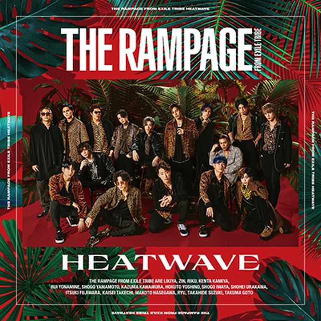 画像3: NEW SINGLE「HEATWAVE」:6月30日リリース rhythm zone