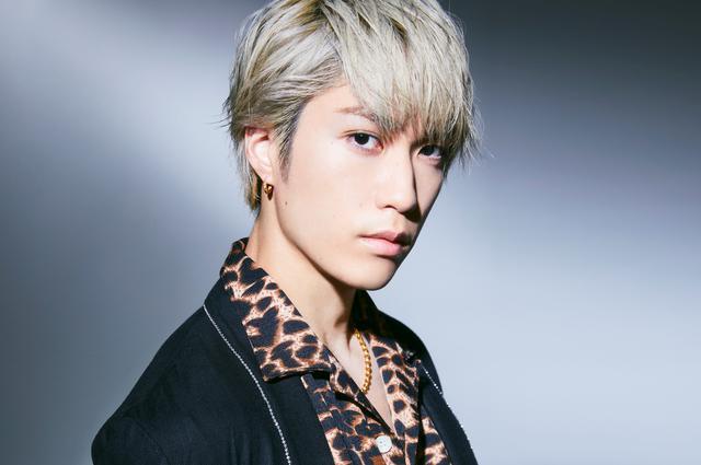 画像: 藤原樹 ITSUKI FUJUWARA パフォーマー、1997年10月20日生まれ、福岡県出身。