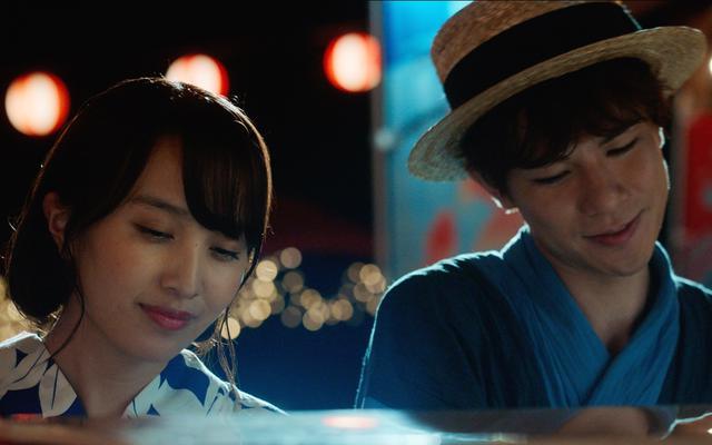 画像2: 尾上松也(初主演)×ももいろクローバーZ百田夏菜子(初ヒロイン)映画『すくってごらん』Blu-ray&DVD9月15日(水)発売決定!