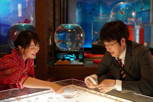画像3: 尾上松也(初主演)×ももいろクローバーZ百田夏菜子(初ヒロイン)映画『すくってごらん』Blu-ray&DVD9月15日(水)発売決定!