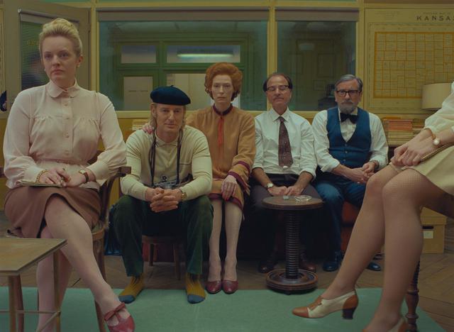 画像2: 超豪華キャストが集結した、ウェス・アンダーソン監督最新作!