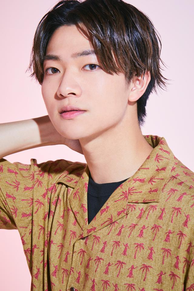 画像: 諸星翔希 SHOKI MOROHOSHI 1994年10月13日生まれ、神奈川出身。Vo.&A-sax.