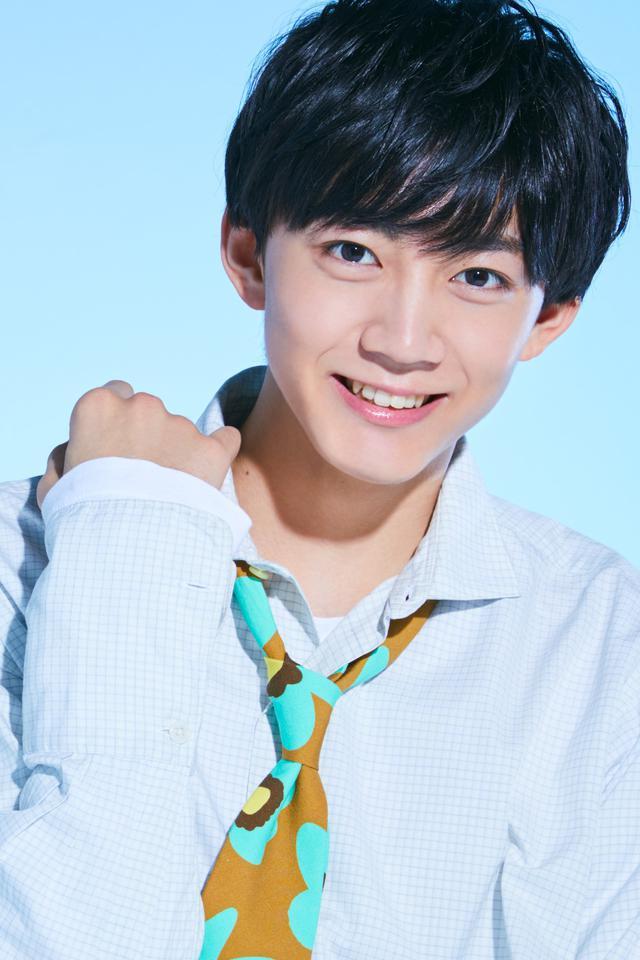 画像: 長妻怜央 LEO NAGATSUMA 1998年6月5日生まれ、茨城県出身。Key.