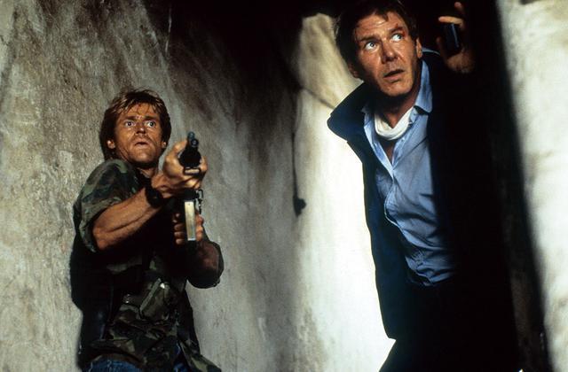 画像: ジョン・クラーク役でハリソン・フォードと共演 『今そこにある危機』(1994)