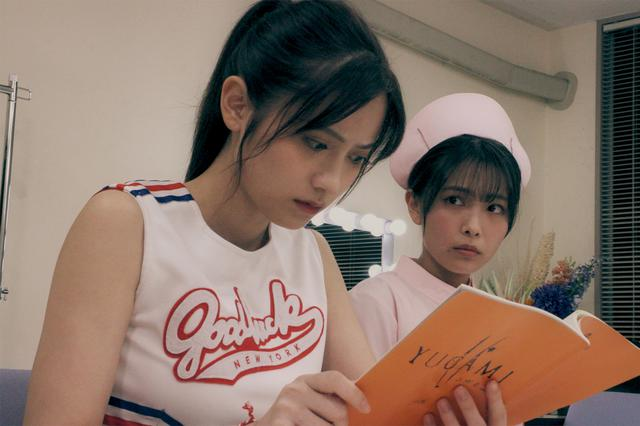 画像: 写真左から:桃月なしこ、寺本莉緒 ©︎東映