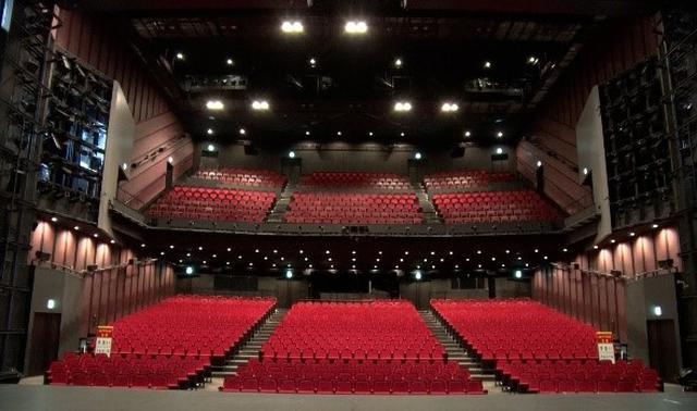 画像1: 東京公演の会場のTBS赤坂ACTシアターは日本初の紫外線殺菌装置を導入した劇場