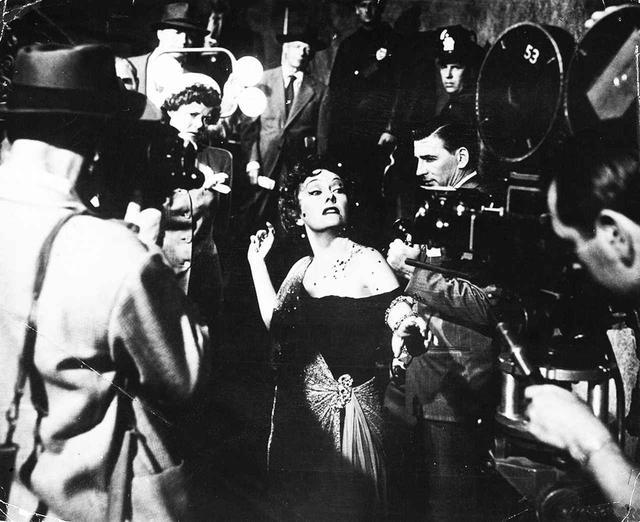 画像: 『サンセット大通り』(1950)ノーマ・デズモンド/グロリア・スワンソン