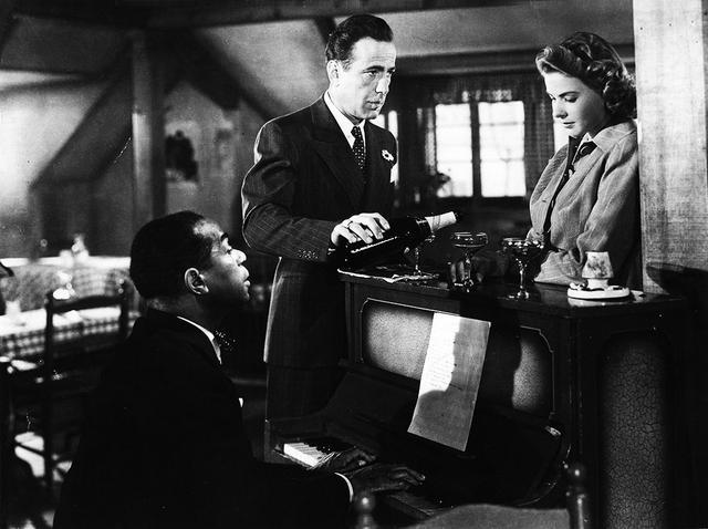 画像: 『カサブランカ』(1942)リック/ハンフリー・ボガート