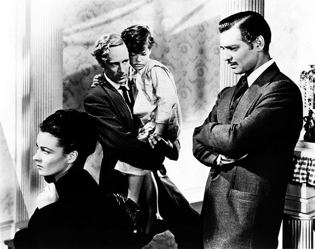 画像1: 『風と共に去りぬ』(1939)レット・バトラー/クラーク・ゲーブル