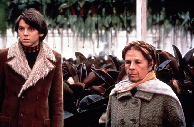 画像: 『ハロルドとモード/少年は虹を渡る』(1971)モード