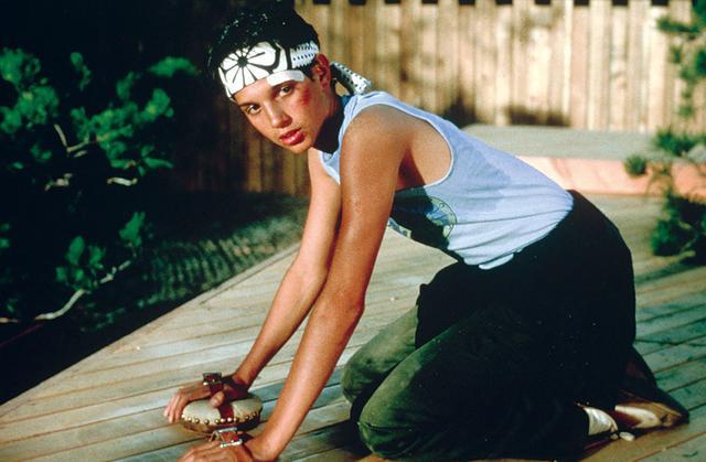 画像2: 『ベスト・キッド』(1984)より
