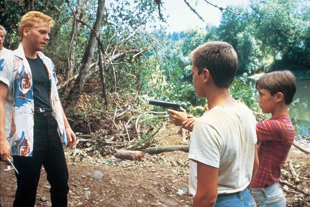画像1: 『スタンド・バイ・ミー』(1986)より