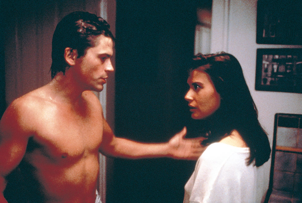 画像1: 『きのうの夜は…』(1986)より