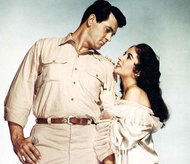 画像: 『ジャイアンツ』(1956)レズリー
