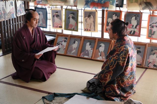 画像3: 柳楽優弥と⽥中泯がW主演で北斎を演じた映画『HOKUSAI』のBlu-ray&DVDが11/5に発売決定!