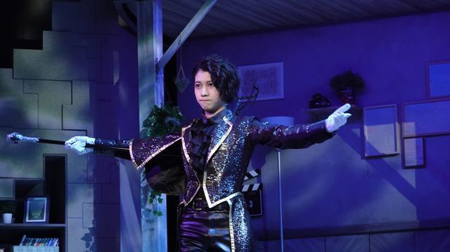 画像3: 舞台の模様