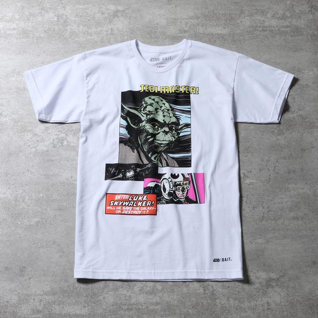 画像: STARWARS YODA / TEE ¥6,380