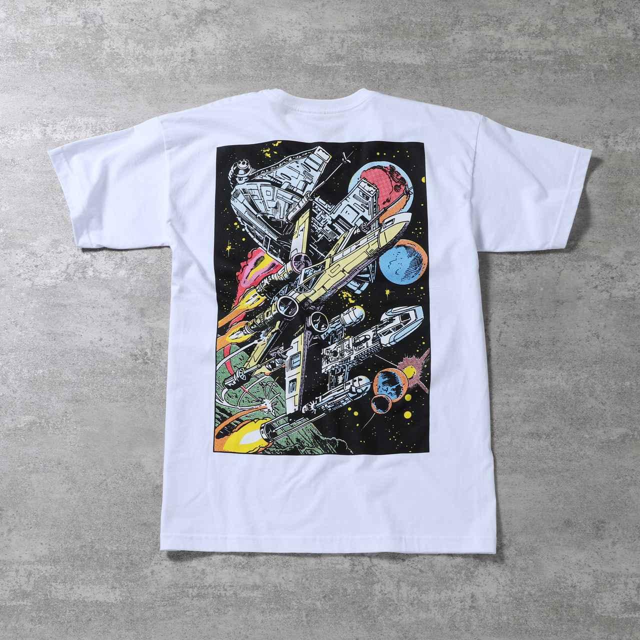 画像: STARWARS / BAIT LOGO TEE ¥6,380