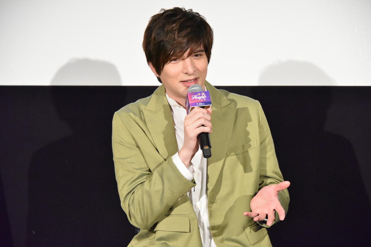 画像: 「日本のリン=マニュエル・ミランダみたいな人になりたいと思っています!」