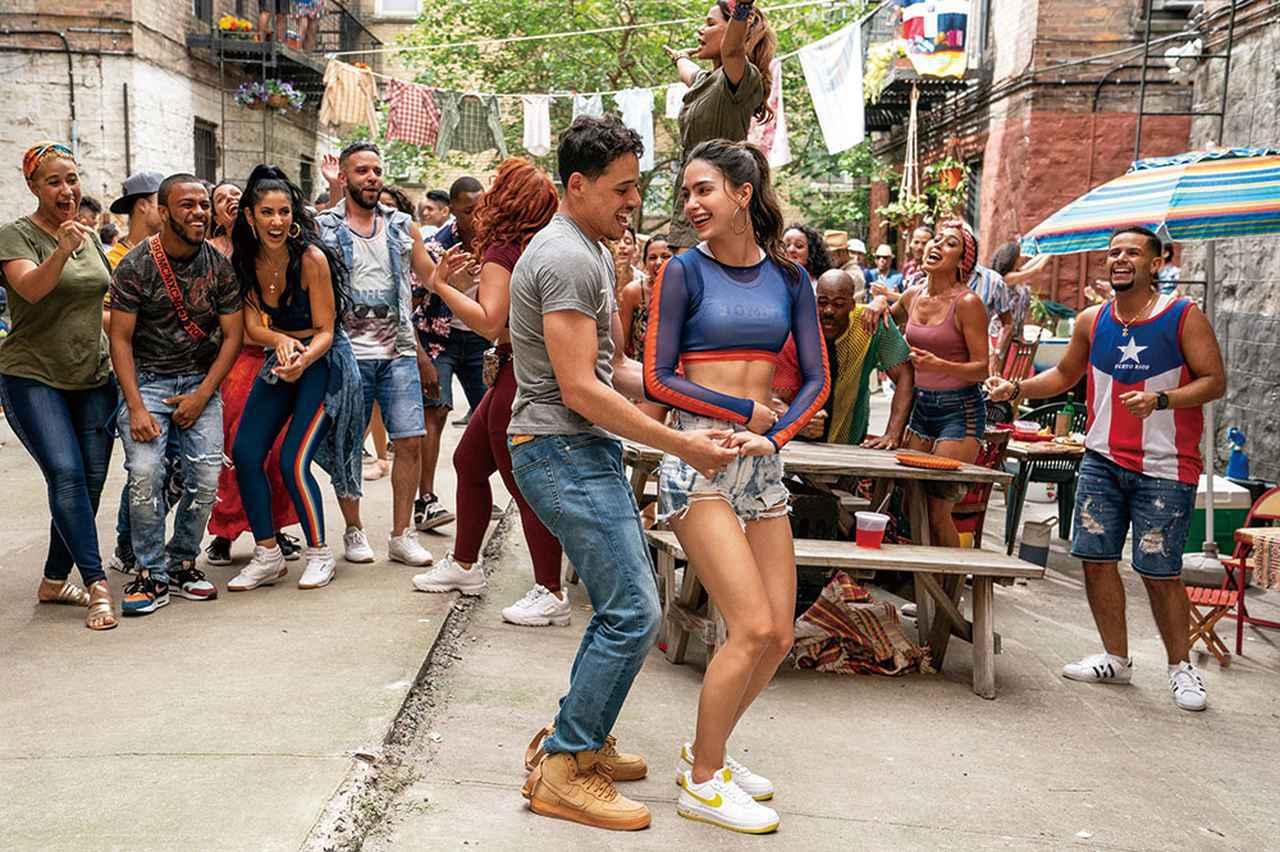 画像: NYの片隅の街で夢に踏み出そうとする若者たちの恋と運命が動き出す